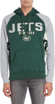 New York Jets Team Raglan Hoodie