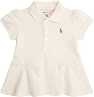 Polo Ralph Lauren Peplum Polo Shirt