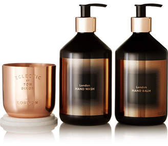 Tom Dixon London Candle Gift Set - Colorless