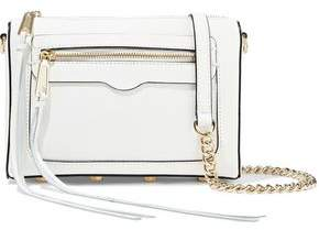 Rebecca Minkoff Avery Textured-leather Shoulder Bag