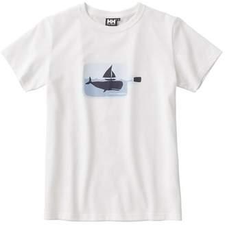 Helly Hansen (ヘリー ハンセン) - ヘリーハンセン ヘリーハンセン/レディス/S/S BOTTLE SHIP TE
