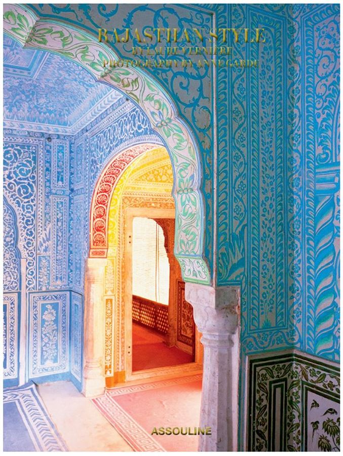 AssoulineAssouline Rajasthan Style book