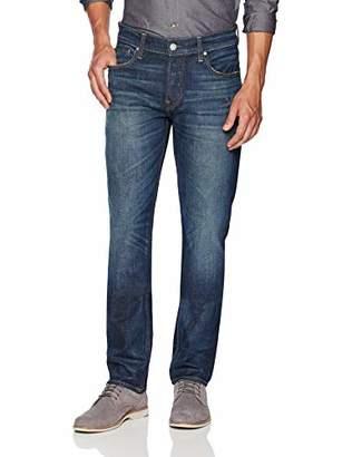 Hudson Men's Dillon Relaxed Tapered Straight Leg Jeans