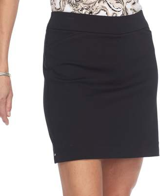 Croft & Barrow Women's Pull-On Super Stretch Skort
