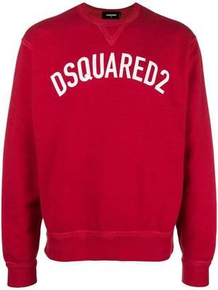 DSQUARED2 Classic logo sweatshirt