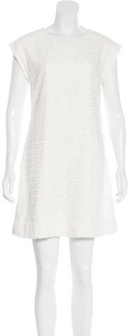 Kate Spade Kate Spade New York Crochet Shift Dress