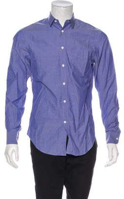 Band Of Outsiders Solid Dress Shirt w/ Tags