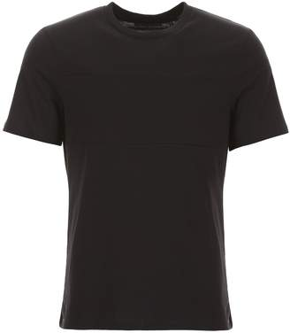 Helmut Lang T-shirt With Rubber Logo