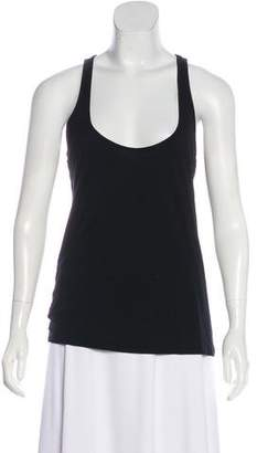 Givenchy Scoop Neck Sleeveless Top