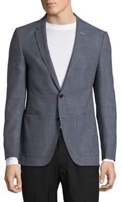 HUGO BOSS Classic Slim-Fit Suit Jacket