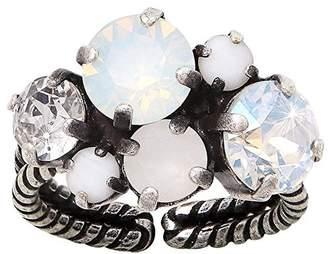 Konplott Women Brass White Glass