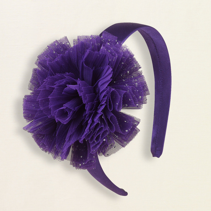 Children's Place Tulle flower headband