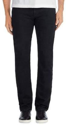 J Brand Men's Kane Straight-Leg French Terry Jeans, Winton