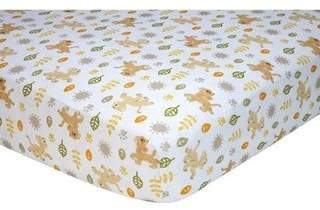 Disney Baby the Lion King Fitted Crib Sheet for Boy or Girl by