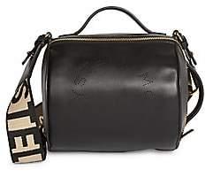 Stella McCartney Women's Small Stella Logo Barrel Bag