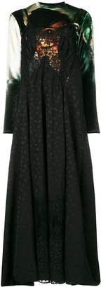 Stella McCartney long lingerie dress