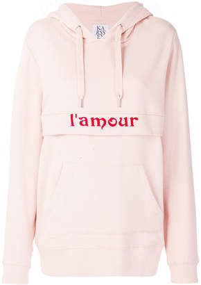 Zoe Karssen l'amour hoodie
