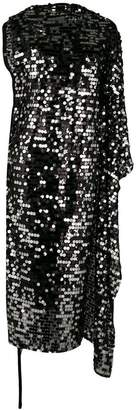 MM6 MAISON MARGIELA sequin embellished dress