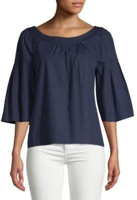 Trina Turk Coit Boatneck Top