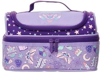 Express Girls Smiggle Double Decker Lunchbox - Purple