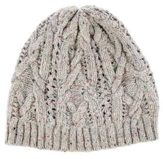 Inhabit Knit Wool & Cashmere Beanie