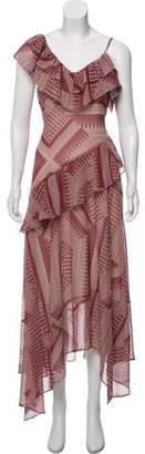 Rebecca Minkoff Printed Veronica Dress w/ Tags