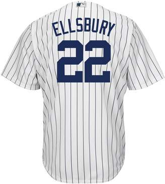 Majestic Men's New York Yankees Jacoby Ellsbury Cool Base Replica MLB Jersey