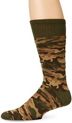 Carhartt Men's Camo Boot Socks