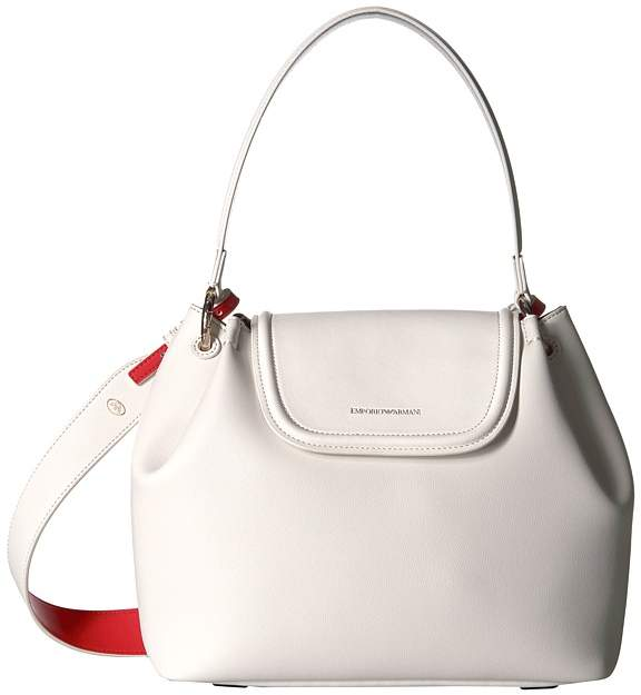 Emporio Armani - Eco Leather Shoulder Bag Handbags