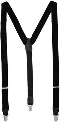 Etro Velvet Suspenders