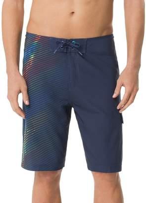 Speedo Men's Electro Mist Board Shorts