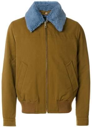 Prada classic bomber jacket
