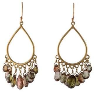 Me & Ro Me&Ro Tourmaline Earrings