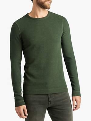 2ff8637cc HUGO BOSS BOSS Tempest Long Sleeve T-Shirt, Open Green