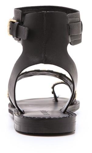 Boutique 9 Pahana Studded Flat Sandals