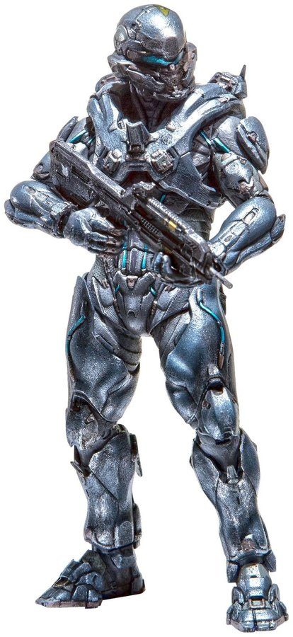 Halo 5 Guardians Series 1 Spartan Locke Action Figure