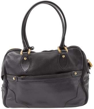 J&M Davidson J & M Davidson Black Leather Handbag