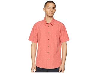 Quiksilver Waterman Trailblazed Tribal Right Technical Shirt Men's Clothing