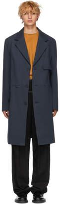 MACKINTOSH 0003 Grey Wool Tailored Coat
