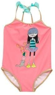 Little Marc Jacobs Baby's& Toddler's Miss Marc Swimsuit