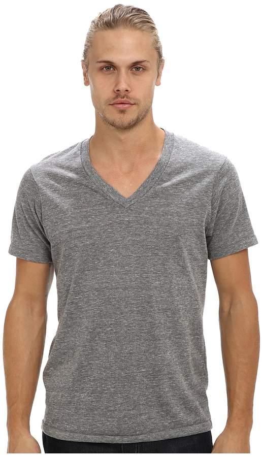 Alternative - Boss V-Neck Tee Men's Short Sleeve Pullover