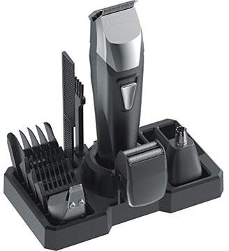 Wahl Groomsman Pro All-in-One Men's Grooming Kit Rechargeable Beard Trimmers and Hair Clippers