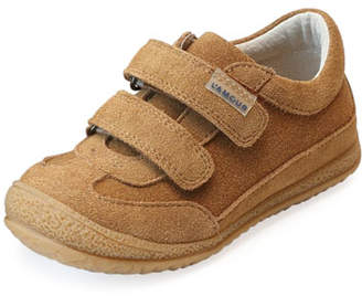 L'Amour Shoes Oscar Suede Sneakers, Baby/Toddler/Kids