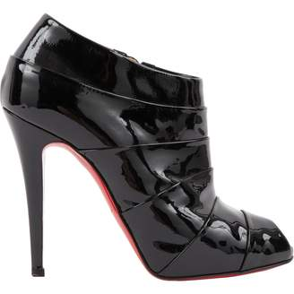 Christian Louboutin Patent Leather Heels