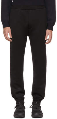 Prada Black Tech Jersey Lounge Pants