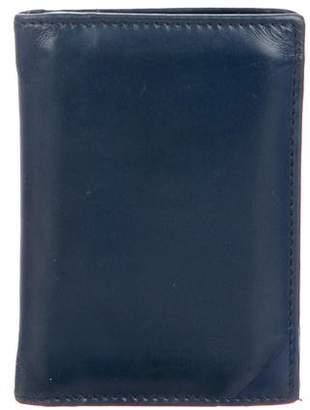 Salvatore Ferragamo Bifold Leather Cardholder