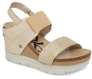 OTBT Moon Child Wedge Sandal
