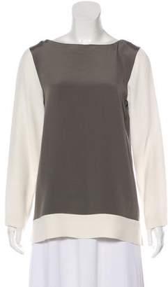 Etro Silk Long Sleeve Blouse