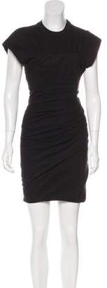 Alexander Wang Jersey Ruched Dress w/ Tags