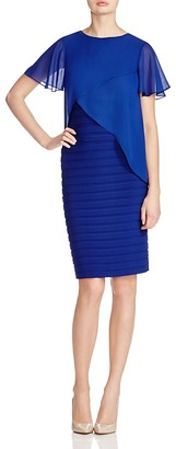 Adrianna Papell Tiered Bodice Dress $160 thestylecure.com